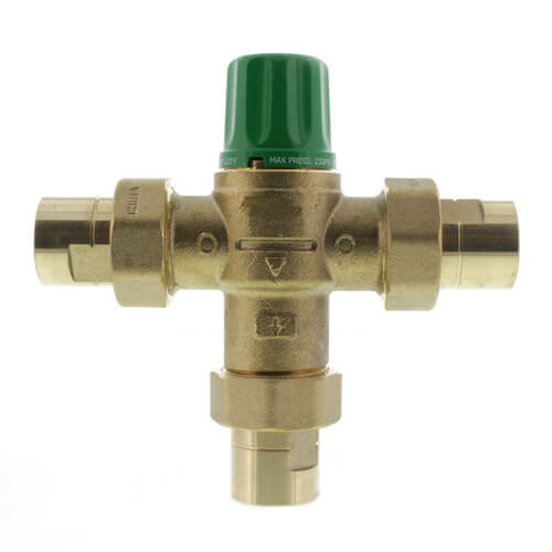 Taco 5002 1 2 Female Npt Mixing Valve Low Lead Pexhouse Com